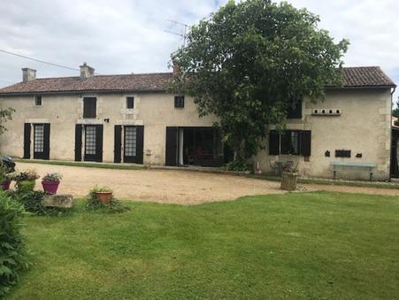 vente maison SAINT-JULIEN-L-ARS 120m2 234000€