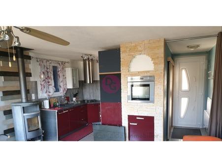 Vends maison DECAZEVILLE 91 800  €