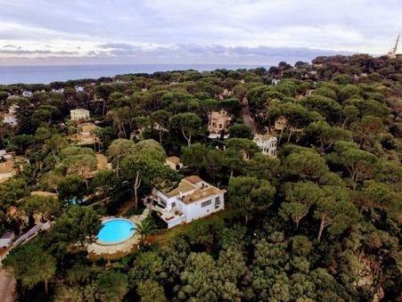 Vendre maison Cap d'Antibes 5 900 000  €