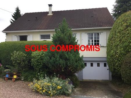 vente maison Lisieux 80m2 169600€