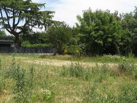 Vends terrain TOULOUSE 1084 m²  368 000  €