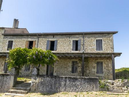 vente maison VILLENEUVE DE DURAS 82 500  € 356 m²