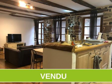 A vendre appartement espalion 69 000  €