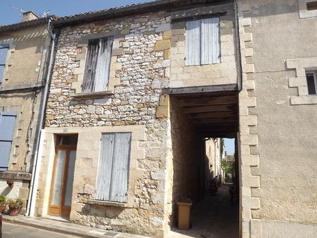 Acheter maison MONPAZIER 88 000  €