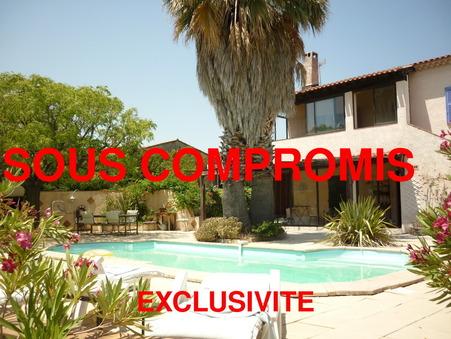 vente maison PUGET VILLE 250m2 435000€