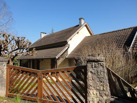 vente maison AUBIN 166m2 99360€