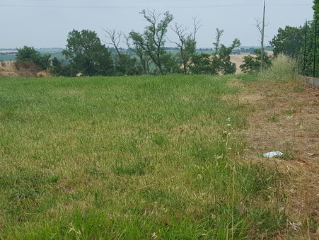 Vente terrain Villefranche de lauragais 95 000  €