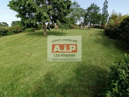 vente terrain Les landes genusson 48375 €
