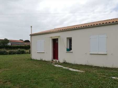 vente maison EPARGNES 75m2 178500€