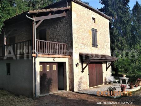 Vendre maison prayssac  149 800  €
