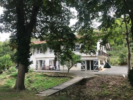 vente maison L'ISLE EN DODON 225m2 329000€