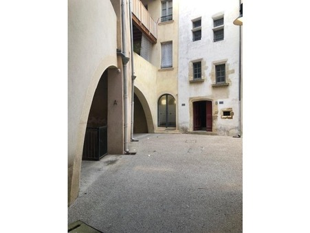 Vends appartement carpentras 46 000  €