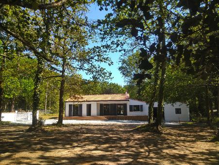 A vendre maison Saint-Palais-sur-Mer  395 800  €