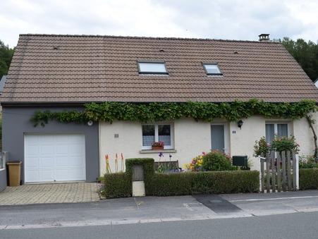 vente maison Thilay 125m2 180000€