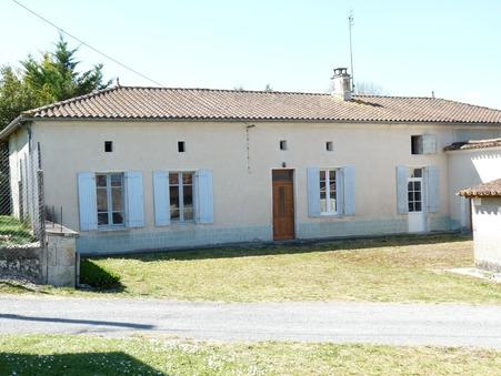 Vends maison PONS 85 600  €