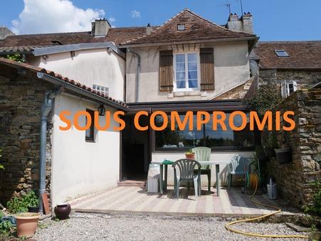 vente maison JUMILHAC LE GRAND 120m2 66000€