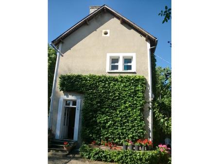vente maison BONNES 120m2 96000€