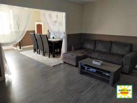 vente maison SANCOINS 95m2 59500€