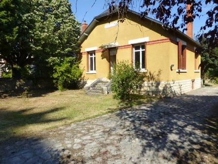 vente maison CHAUVIGNY 100m2 132000€