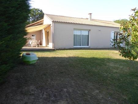 vente maison NIEUIL L'ESPOIR 120m2 184500€