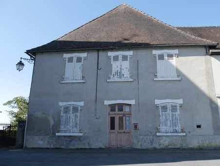 vente maison GLANDON 130m2 49500€