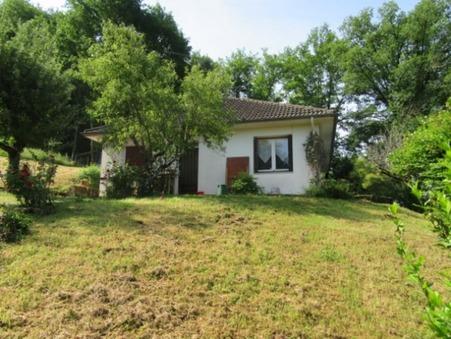 A vendre maison Saint-Cyprien-sur-Dourdou  137 540  €