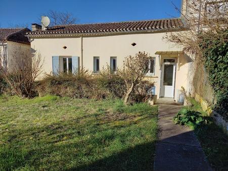 Vente maison CASTILLONNES 79 000  €