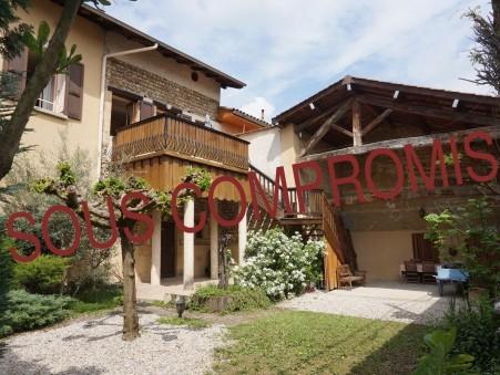 Acheter maison LA COTE ST ANDRE  235 000  €