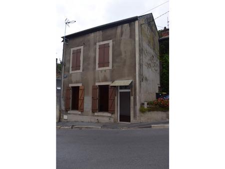 vente maison Nouzonville 0m2 48000€