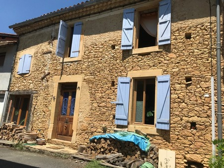 vente maison AURIGNAC 110000 €