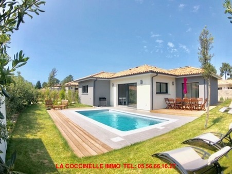 vente maison GUJAN MESTRAS  553 500  € 98 m�