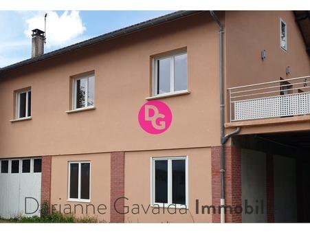 Vente maison DECAZEVILLE  123 000  €