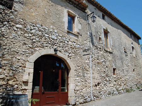 vente maison Lussan 106700 €