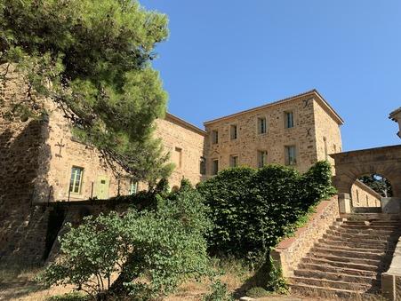 vente chateau CORBIERES  1 900 000  € 3500 m²