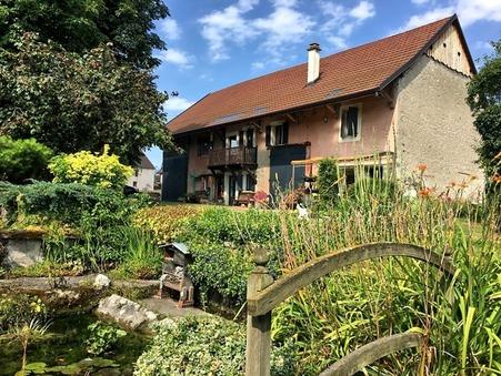 vente maison NANGY 197m2 525000€