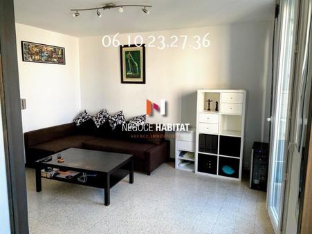 Vends appartement montpellier 41.75 m²  117 000  €