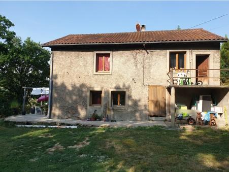 vente maison DECAZEVILLE 78m2 79570€
