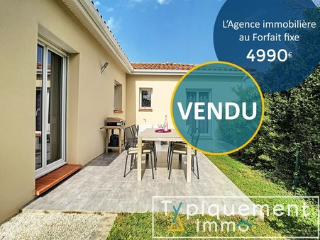 vente maison TOULOUSE  399 990  € 110 m²