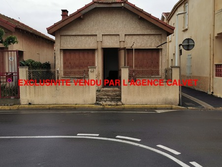 vente maison VALRAS PLAGE 135000 €