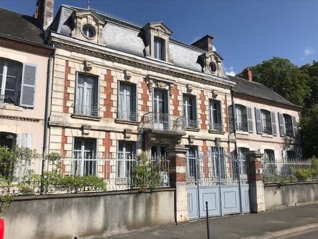vente maison AUBIGNY SUR NERE 450m2 367500€