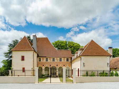 vente chateau BOURGES 400m2 730000€