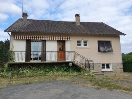 vente maison Saint-Yrieix-la-Perche 80m2 107000€