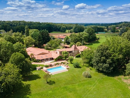 vente maison Le buisson de cadouin  740 000  € 1060 m²