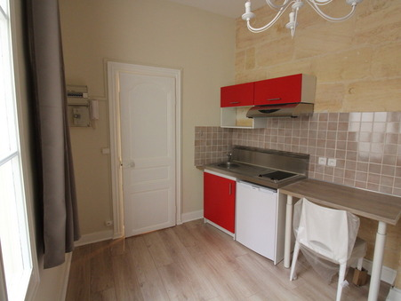 Location appartement BORDEAUX 13 m²  437  €