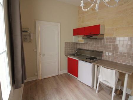 location appartement BORDEAUX 13m2 425€