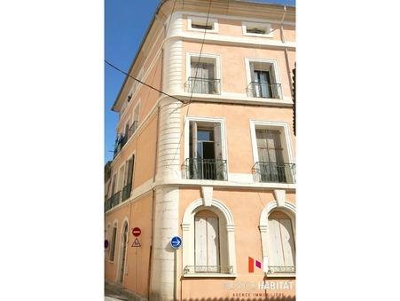 vente appartement bedarieux 86m2 49000€