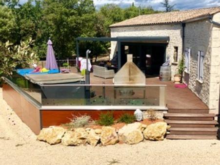 A vendre maison VEZENOBRES  345 000  €