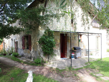 A vendre maison Lauzun  258 000  €
