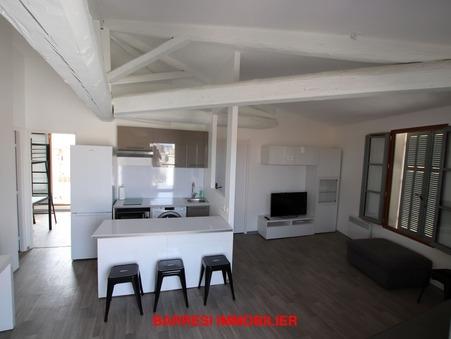 Loue appartement TOULON 52 m²  449  €