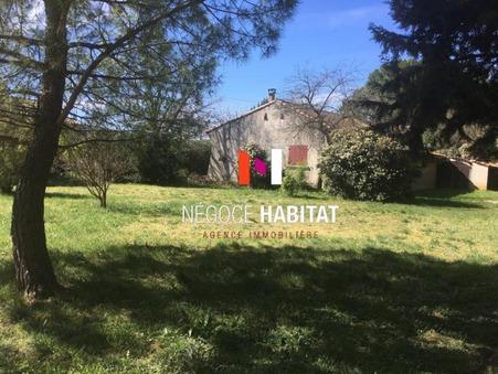 vente terrain aigues vives 125000 €